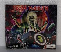 Iron Maiden: Out of the Silent Planet - Limited Edition - Enhanced CD Single